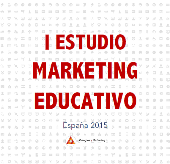 I Estudio Marketing Educativo - Portada