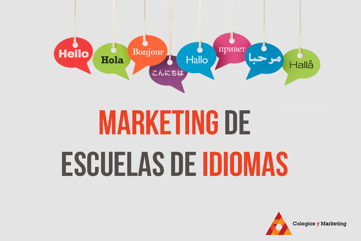 marketing para escuelas de idiomas